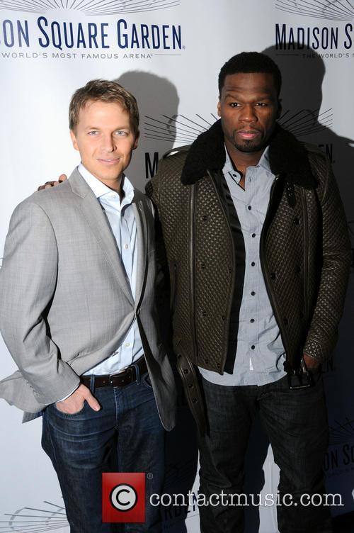 Ronan Farrow and Curtis '50 Cent' Jackson 3