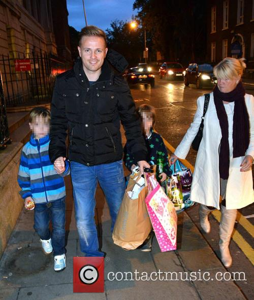 Nicky Byrne, Rocco & Jay and Miriam Ahern 11