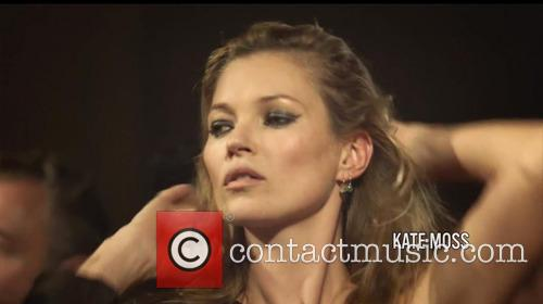Kate Moss Paul McCartney video