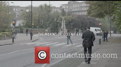 Paul McCartney, The Making and Queenie Eye 11