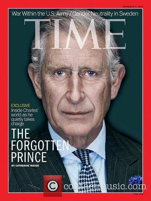 TIME COVER: Prince Charles: The Forgotten Prince