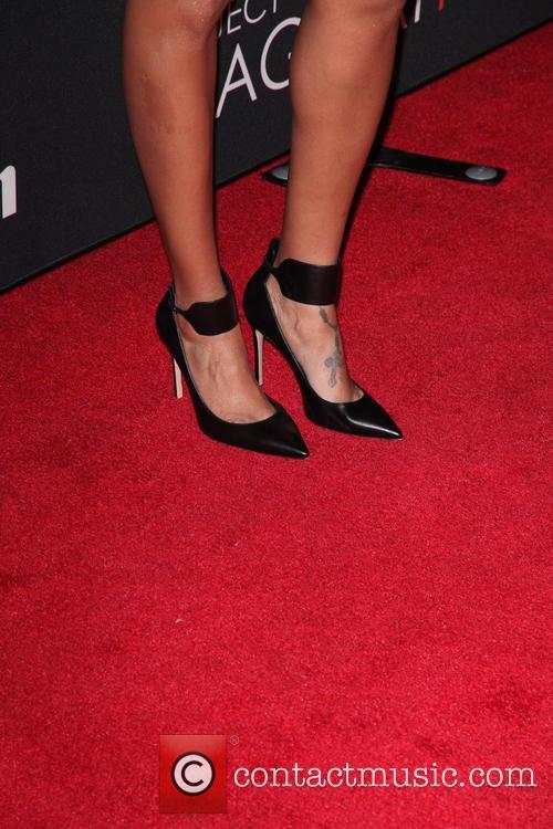La La Anthony and Shoes 2