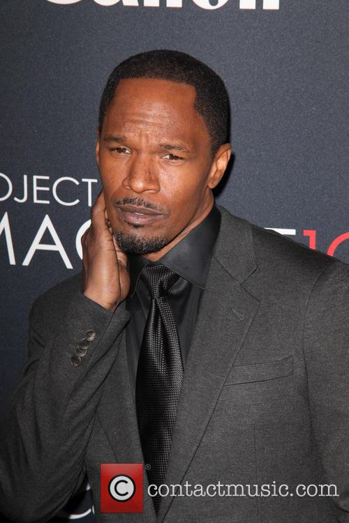 Jamie Foxx, Canon Project Imagination