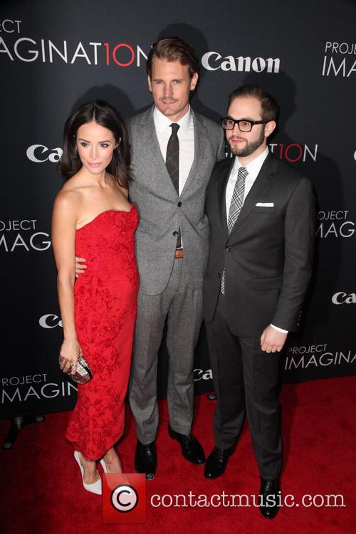 Josh Pence, Abigail Spencer and Julian Higgins 3