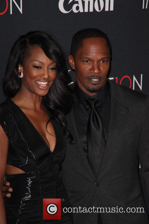 nichole galicia jamie foxx premiere of canons project 3921762