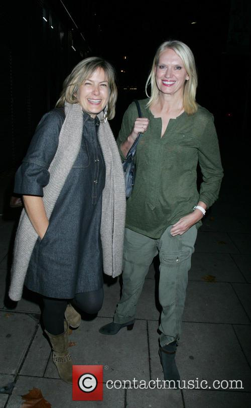 Penny Smith and Anneka Rice 4