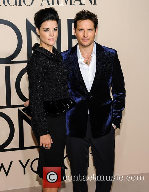 Jaimie Alexander and Peter Facinelli 3