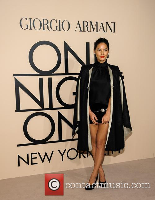 Giorgio Armani One Night Only in New York - Show and After Party