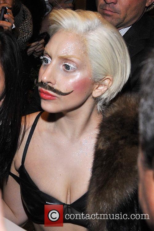 Lady Gaga and Berlin 3