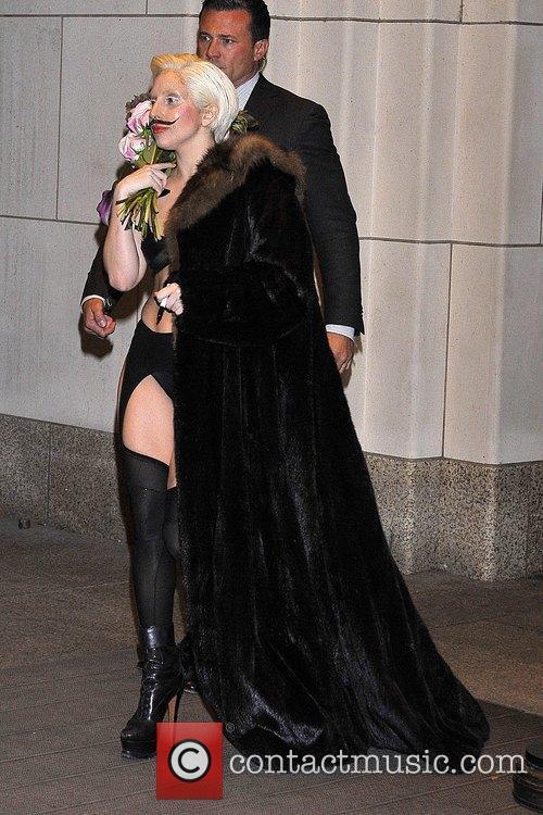 Lady Gaga and Berlin 4
