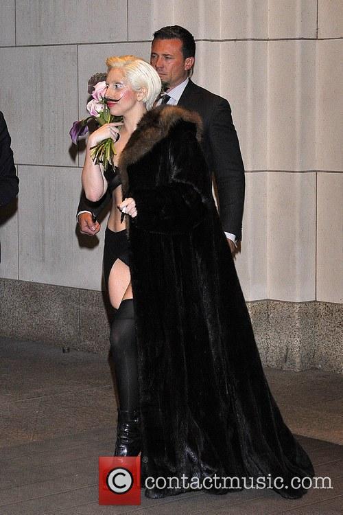 Lady Gaga and Berlin 6