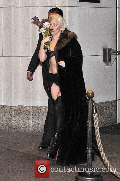 Lady Gaga and Berlin 7