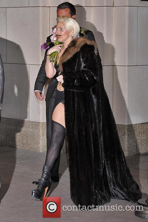 Lady Gaga and Berlin 8