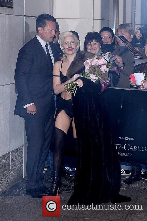 Lady Gaga and Berlin 9