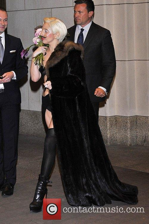 Lady Gaga and Berlin 10
