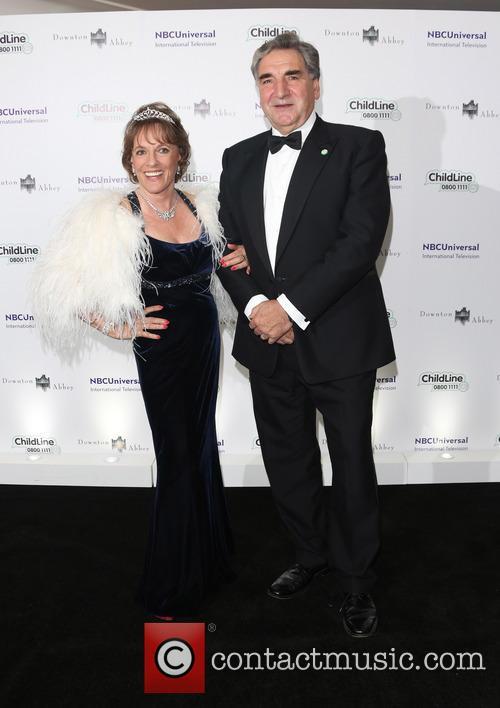 Esther Rantzen and Jim Carter 2