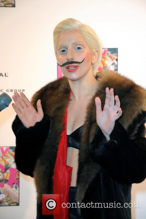 Lady Gaga, Berghain Club