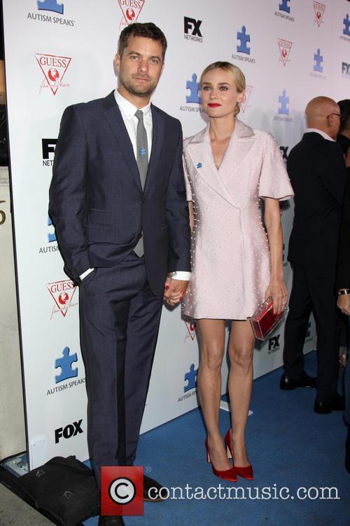 Joshua Jackson and Diane Krueger 2