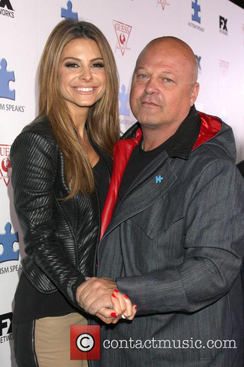 Maria Menounos and Michael Chiklis 1