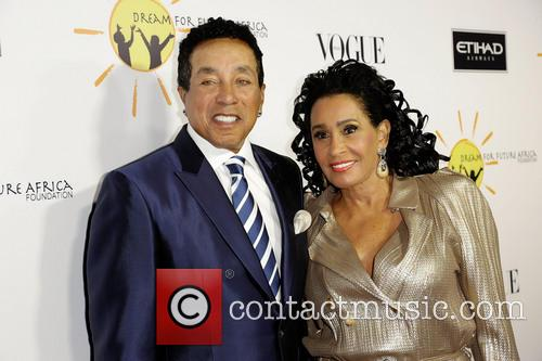 Smokey Robinson and Frances Glandney 1