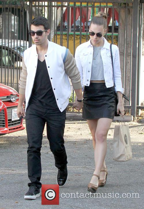 Joe Jonas and Blanda Eggenschwiler 11