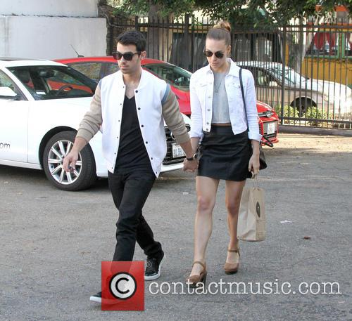 Joe Jonas and Blanda Eggenschwiler 12