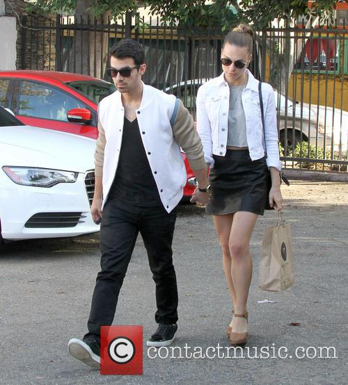Joe Jonas and Blanda Eggenschwiler 14
