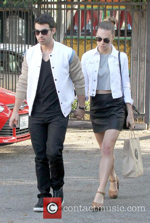 Joe Jonas and Blanda Eggenschwiler 15