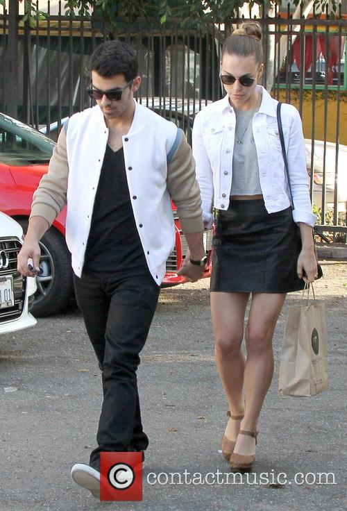 Joe Jonas and Blanda Eggenschwiler 16
