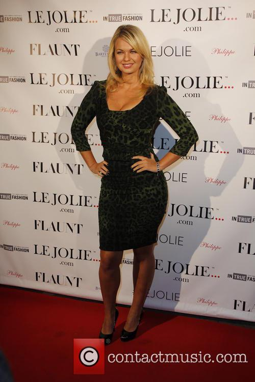 Le Jolie Event at No Vacancy in Hollywood...
