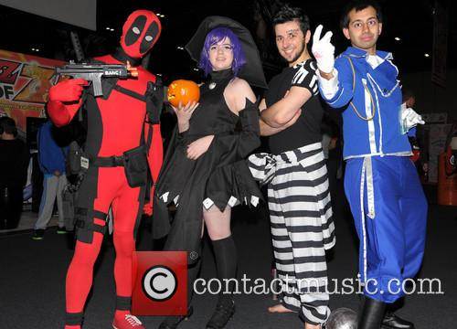 Mcm London Comic Con and Day 7
