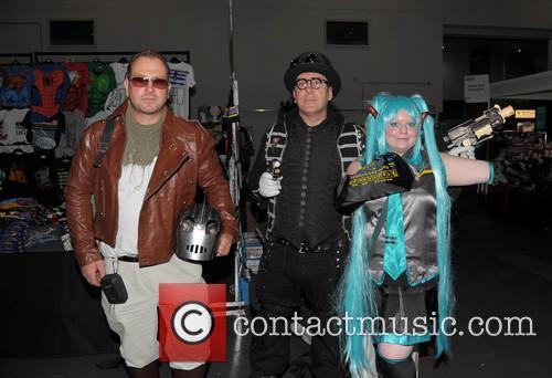 MCM London Comic Con - Day 1