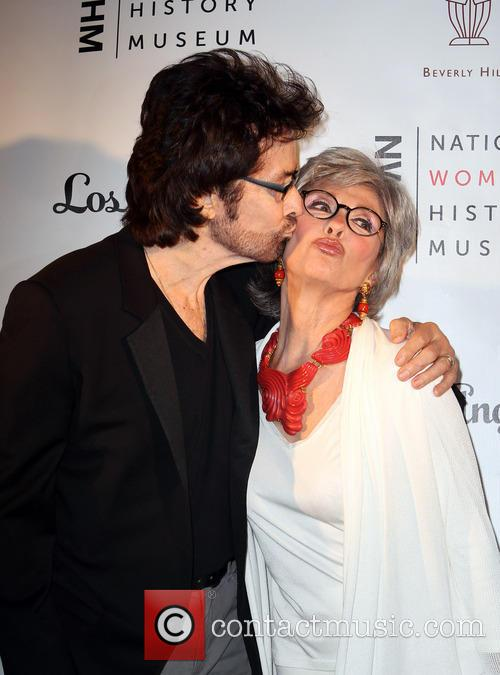 George Chakiris and Rita Moreno 5