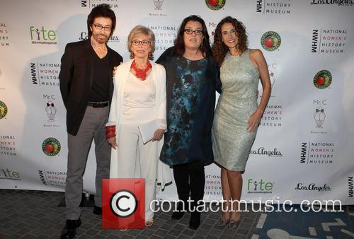 George Chakiris, Rita Moreno, Rosie O'donnell and Melina Kanakaredes 7