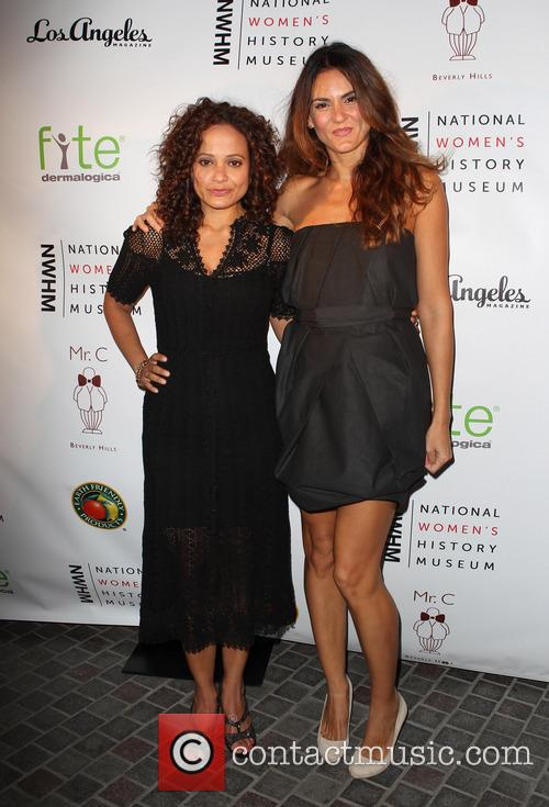 Judy Reyes and Roberta Mastromichele 9