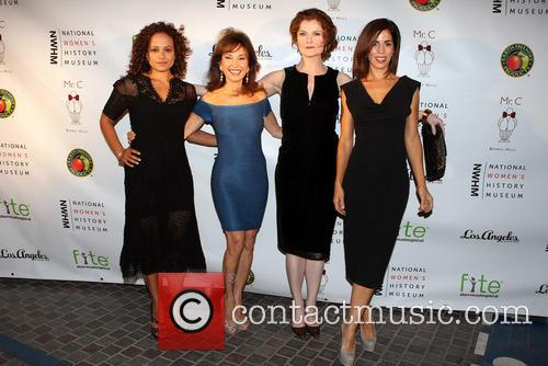 Judy Reyes, Susan Lucci, Rebecca Wisocky and Ana Ortiz 10