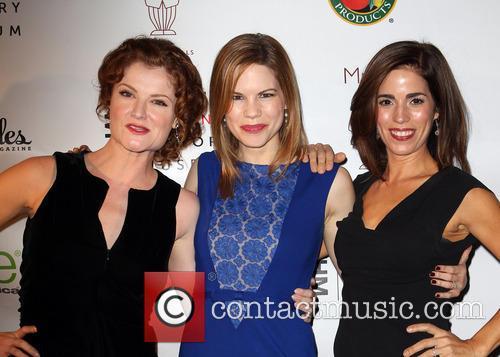 Rebecca Wisocky, Mariana Klaveno and Ana Ortiz 3