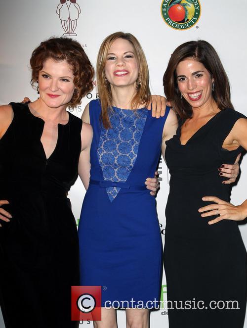 Rebecca Wisocky, Mariana Klaveno and Ana Ortiz 6