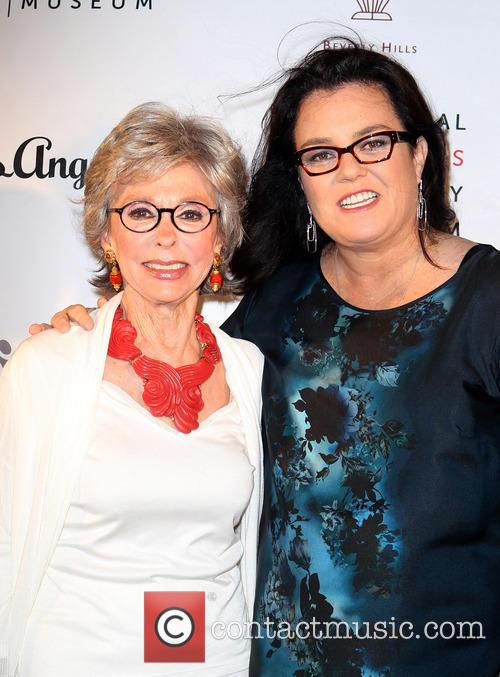 Rita Moreno and Rosie O'donnell 7