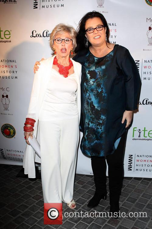 Rita Moreno and Rosie O'donnell 8