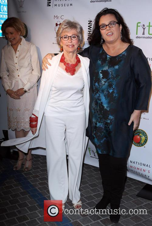 Rita Moreno and Rosie O'donnell 11