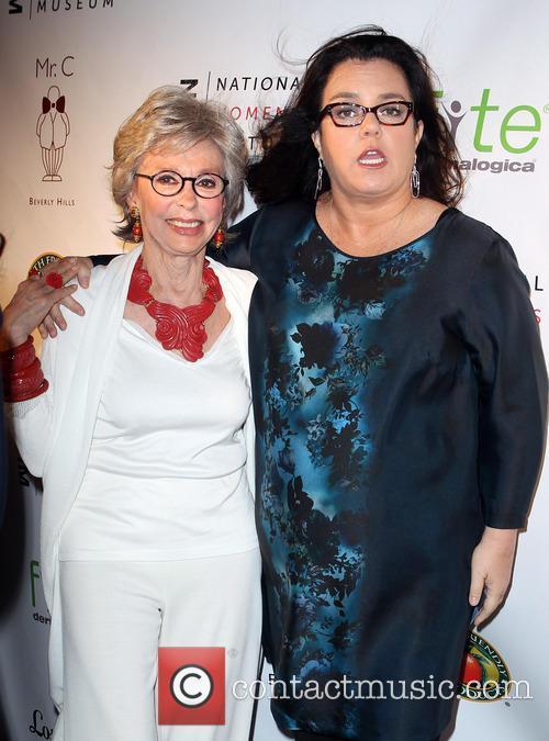 Rita Moreno, Rosie O'Donnell, Mr. C Hotel