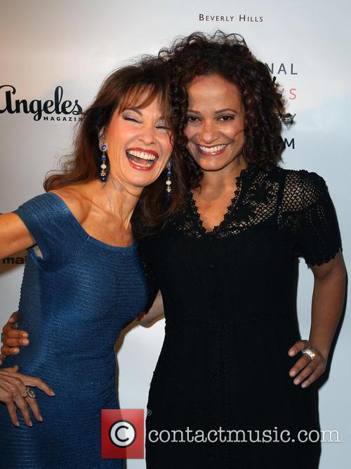Susan Lucci and Judy Reyes 2