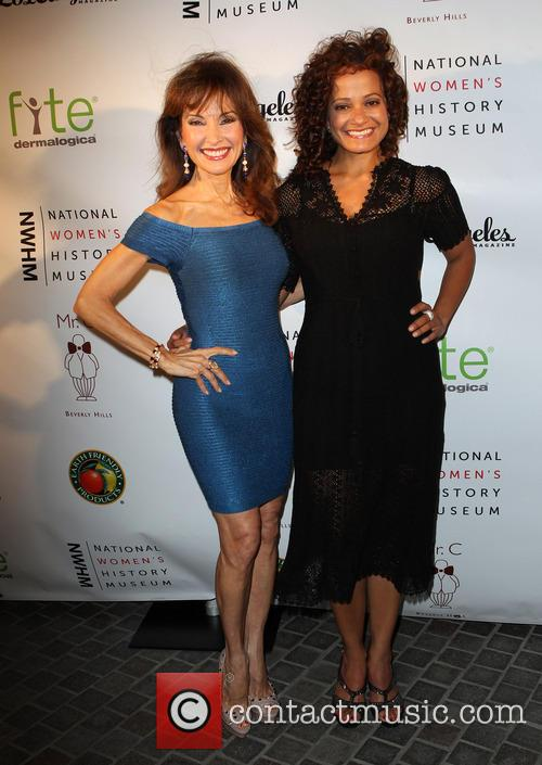 Susan Lucci and Judy Reyes 1