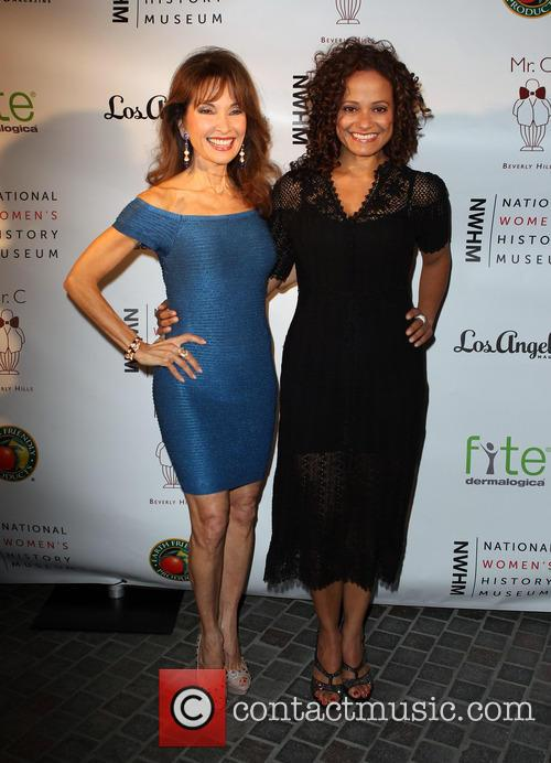 Susan Lucci and Judy Reyes 9