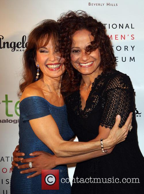 Susan Lucci and Judy Reyes 10