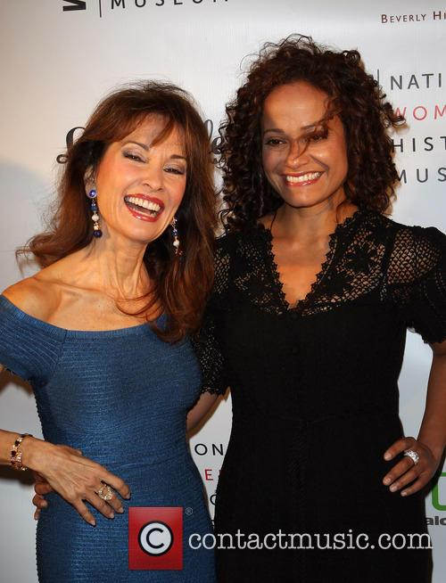 Susan Lucci and Judy Reyes 11