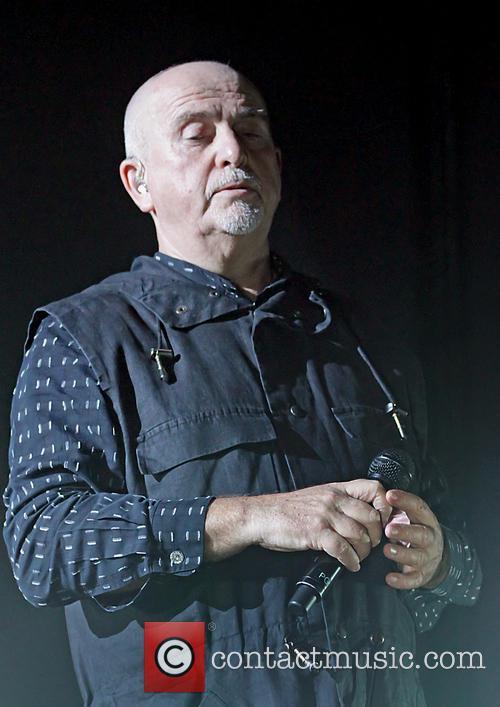 Peter Gabriel 25