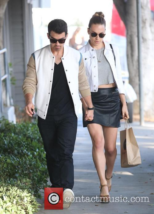 Joe Jonas and Blanda Eggenschwiler 2