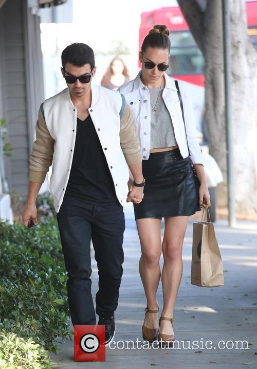 Joe Jonas and Blanda Eggenschwiler 5